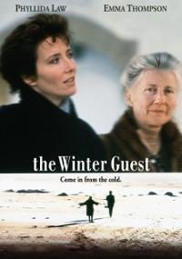 Zimowy gość (1997) plakat