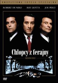Chłopcy z ferajny (1990) plakat