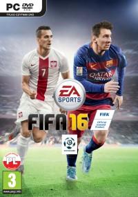 FIFA 16 (2015) plakat