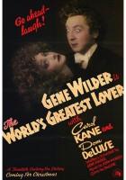 plakat - Największy kochanek świata (1977)