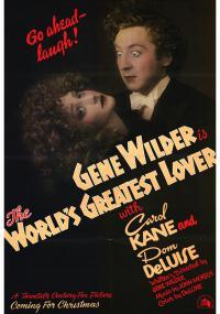 Największy kochanek świata (1977) plakat