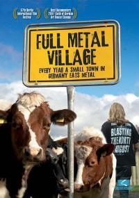 Full metalowa wiocha (2006) plakat