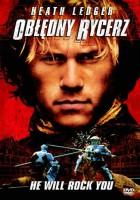 plakat - Obłędny rycerz (2001)