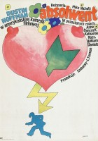plakat - Absolwent (1967)