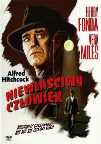 Niewłaściwy człowiek (1956) plakat