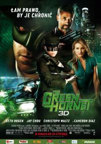 Green Hornet (2011) plakat