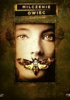 plakat - Milczenie owiec (1991)