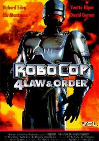 RoboCop (1994) plakat