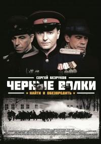 Chernye volki (2011) plakat
