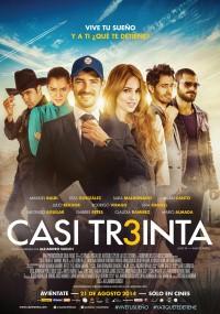 Casi treinta (2014) plakat