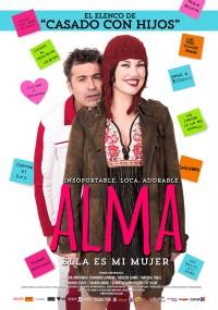 Alma (2015) plakat