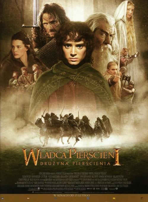 Władca Pierścieni: Drużyna Pierścienia Poster