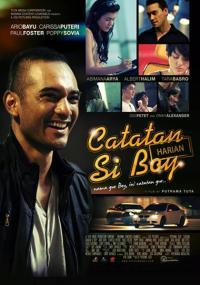 Catatan (Harian) si Boy (2011) plakat