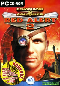 Command & Conquer: Red Alert 2 (2000) plakat