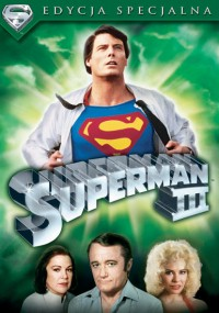Superman III (1983) plakat