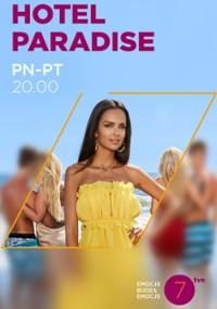 Hotel Paradise (2020) plakat
