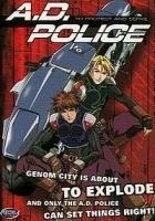 A.D. Police (1999) plakat