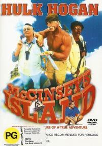 Wyspa piratów (1998) plakat