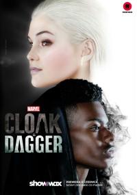 Cloak & Dagger (2018) plakat