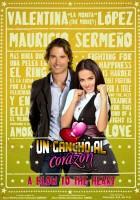 plakat - Miłosny nokaut (2008)