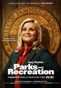 Parks and Recreation (2009) plakat