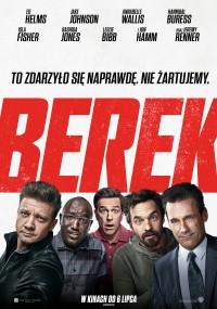 Berek (2018) plakat