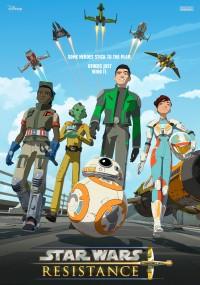 Gwiezdne wojny: Ruch oporu (2018) plakat