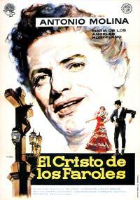 El Cristo de los Faroles (1958) plakat