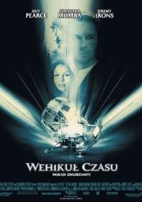 Wehikuł czasu (2002) plakat
