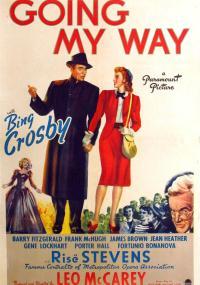 Idąc moją drogą (1944) plakat