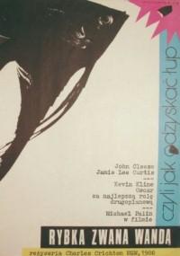 Rybka zwana Wandą (1988) plakat