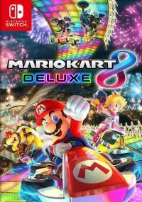 Mario Kart 8 (2014) plakat