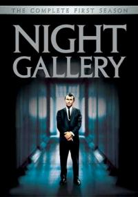 Night Gallery (1969) plakat