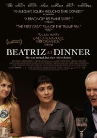 Beatriz na kolacji (2017) plakat