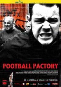 Football Factory (2004) plakat