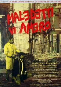 Maledetti vi amerò (1980) plakat