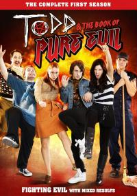 Todd and the Book of Pure Evil (2010) plakat