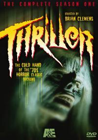 Thriller (1973) plakat