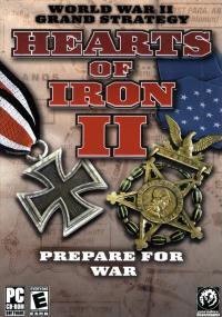 Hearts of Iron II (2005) plakat