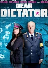 Dear Dictator (2018) plakat