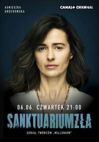 Sanktuarium zła (2019) plakat
