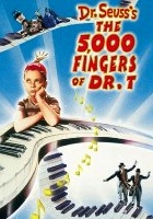 The 5,000 Fingers of Dr. T. (1953) plakat