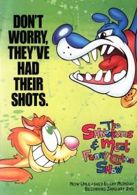 Shnookums and Meat Funny Cartoon Show (1993) plakat