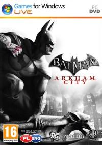 Batman: Arkham City (2011) plakat