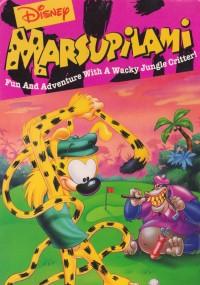 Marsupilami (1993) plakat
