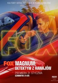 Magnum: Detektyw z Hawajów (2018) plakat