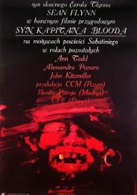 Syn kapitana Blooda (1962) plakat