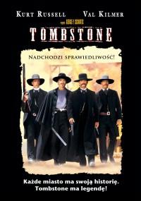 Tombstone (1993) plakat