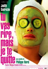 Tu vas rire mais je te quitte (2005) plakat