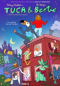 Tuca i Bertie (2019) plakat